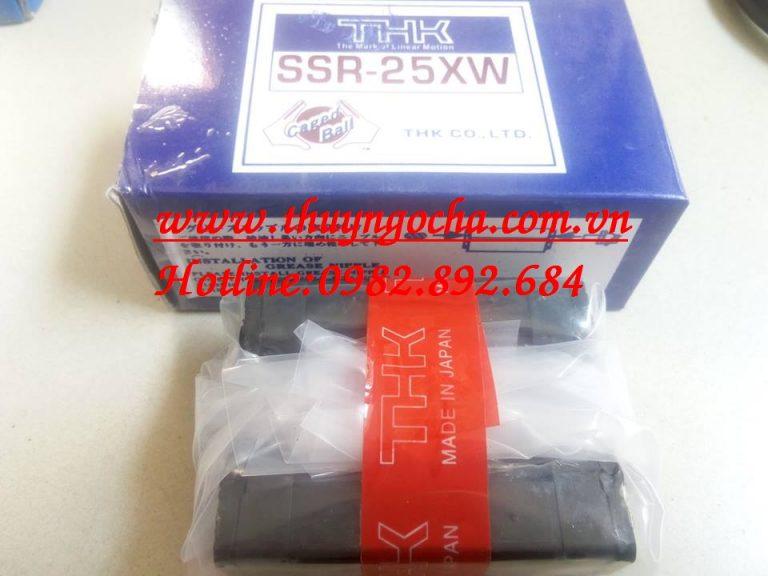 THANH TRƯỢT THK SSR-25XW