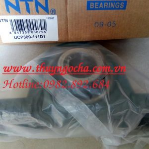 VÒNG BI - BẠC ĐẠN UCP309-111D NTN