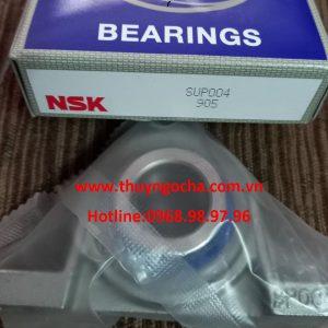 GỐI ĐỠ VÒNG BI INOX SP002 P002 SU002 NSK